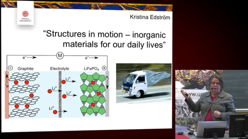 """Structures in motion – inorganic materials for our daily lives."""