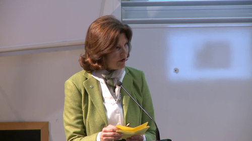 Speech by Her Majesty Queen Silvia