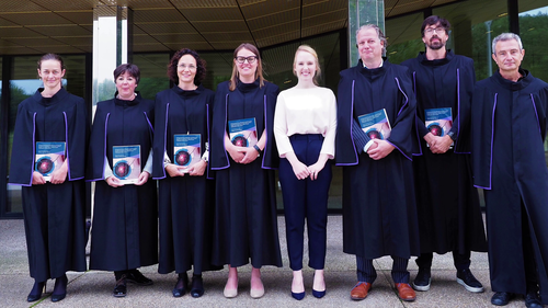 PhD defence H. Van den Steene 16 September 2019 University of Antwerp