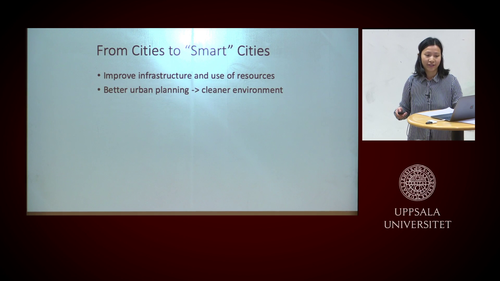 IT20 - Green IoT for Smart Cities